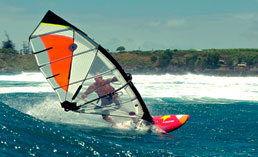 Advanced windsurfing lesson taking your skills to the next level