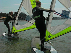 Goya Surf 202lt Beginners Windsurf Board