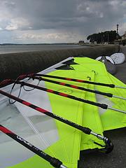 Brand New Goya Surf Beginners Windsurfing Sails