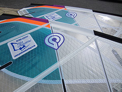Brand New Advanced Goya Windsurf Sails at Poole Windsurfing School