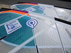 Brand New Advanced Goya Windsurf Sails at Poole Windsurfing School