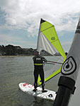 The best windsurfing lessons price bought to you by Poole Windsurfing at Poole Harbour