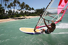Photo & video service for your windsurfing lessons