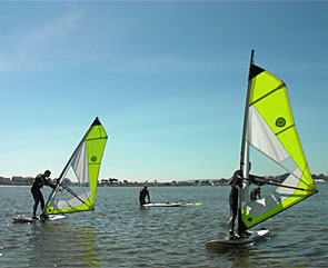 Poole Windsurfing Lessons