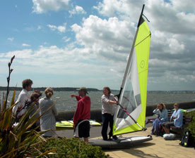Poole Windsurfing School