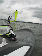 Used Windsurf Boards - Goya Surf 200lt Beginners Windsurf Board