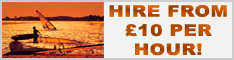 1 free place on group windsurfing lessons. Hire from �10 per hour