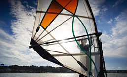Go to Poole Windsurfing for the cheapest, quality windsurf hire in Poole Harbour