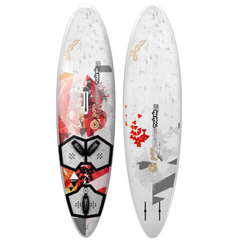 All new Goya Custom Twinfin 2010 windsurf boards now out!