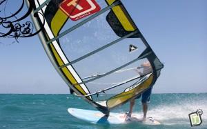 Choosing Windsurfing equipment