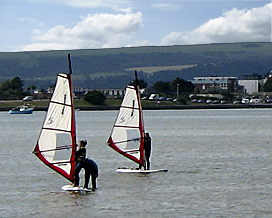 Windsurfing Lessons - Learn How To Windsurf
