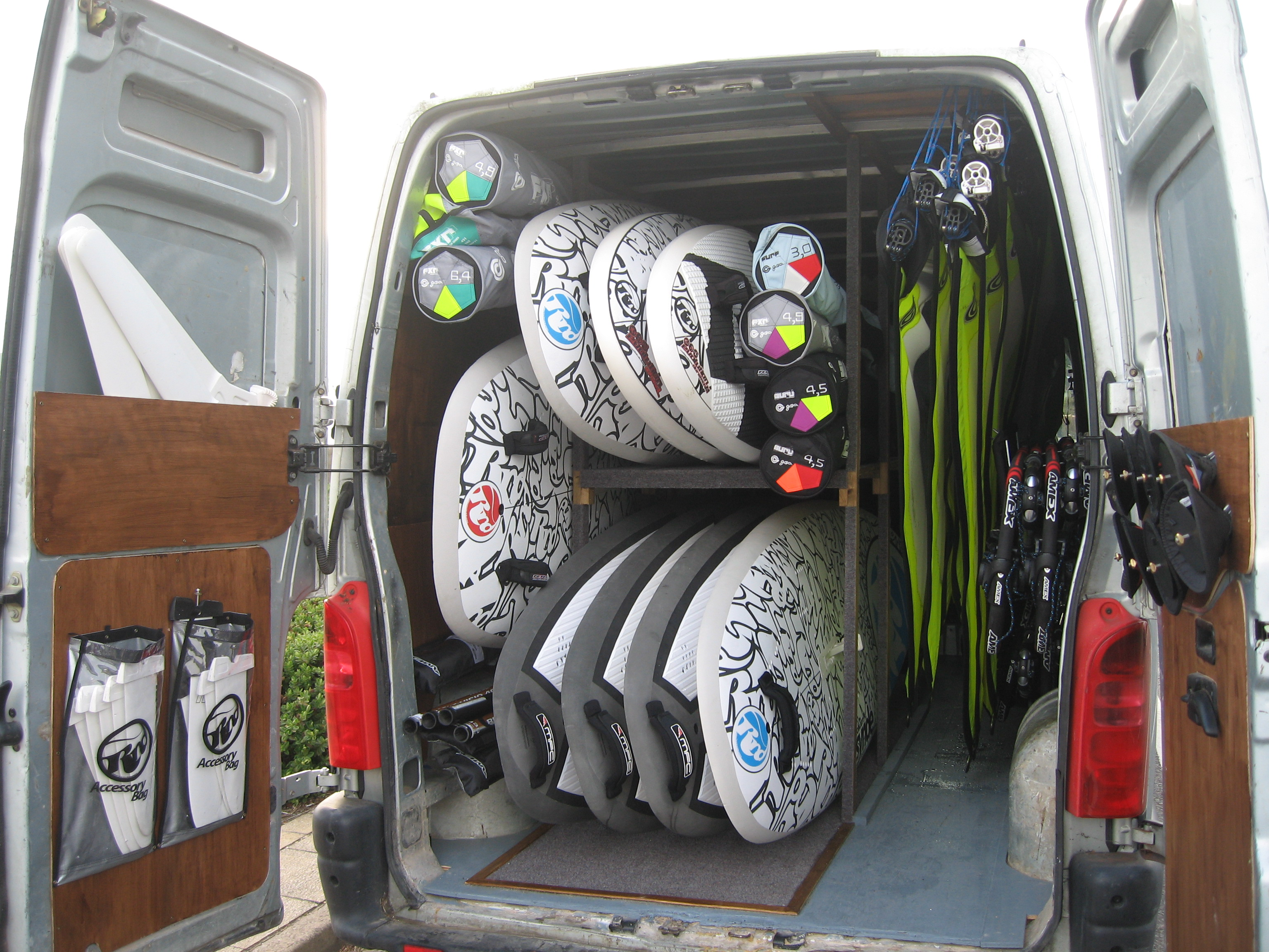 Poole Windsurfing School – Official Opening Day
