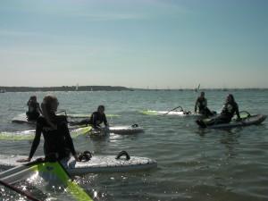 Hen Group Windsurfing