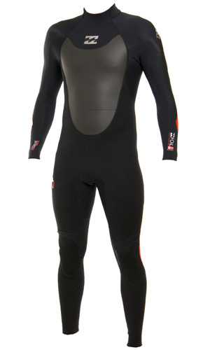 Brand New Billabong Mens Foil Wetsuits at Poole Windsurfing