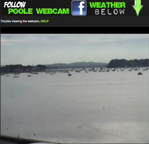 Poole Harbour Webcam