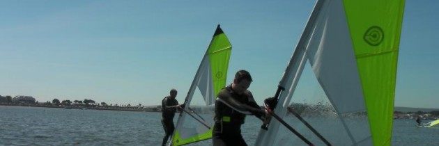 Learn to Windsurf This Summer