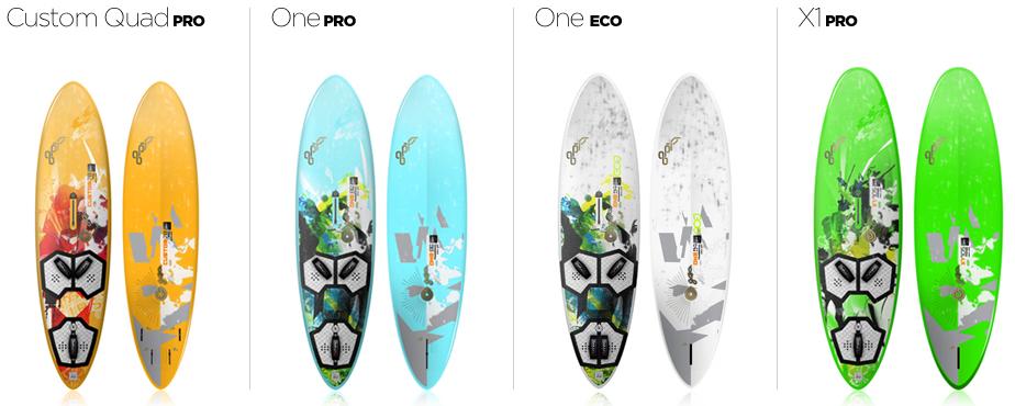 2011 Windsurfing Boards from Goya Windsurfing