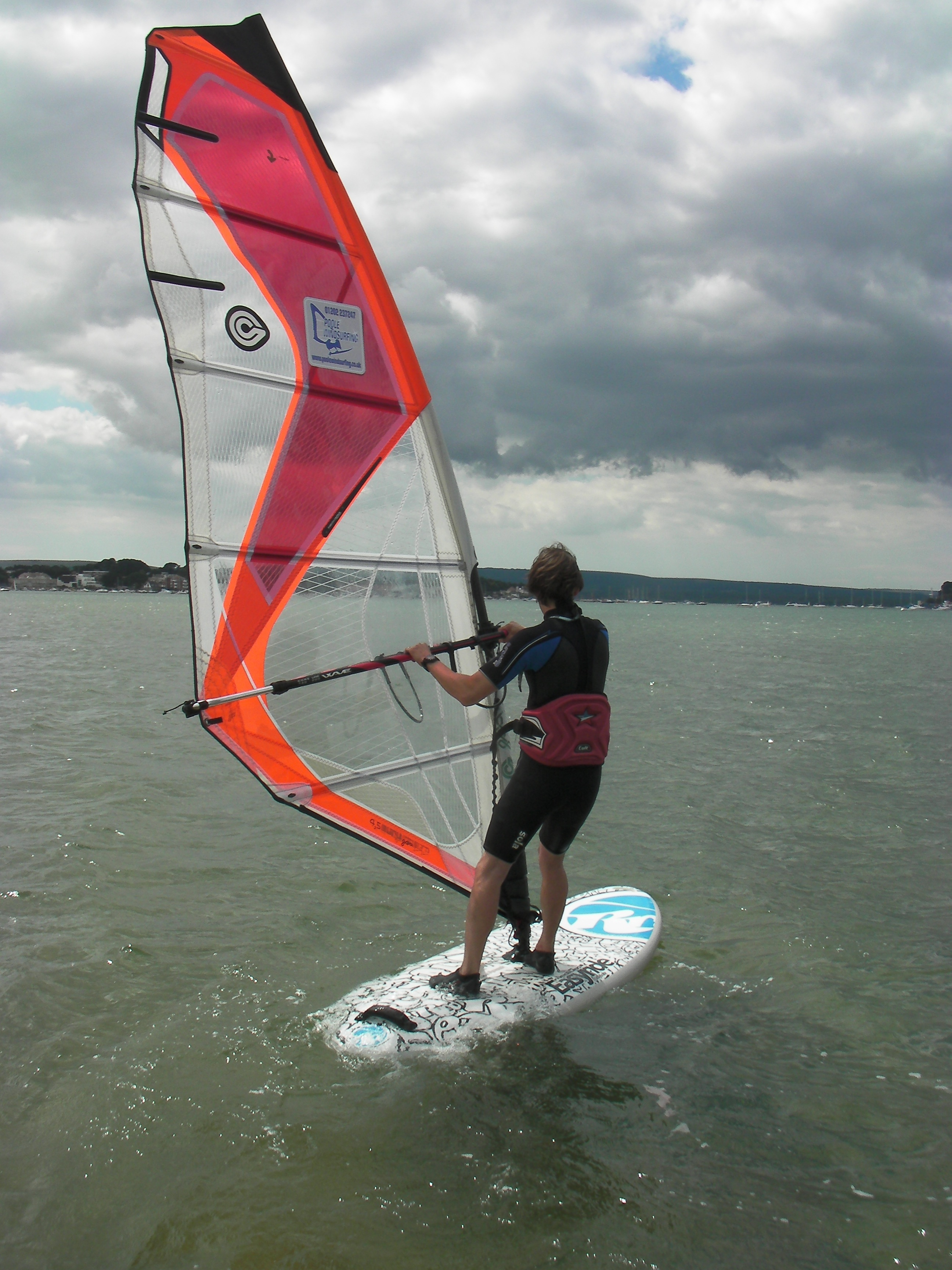 Windsurfing Lessons and Windsurf Hire – Brand New 2011 equipment