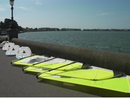 Beginners Windsurfing Equipment