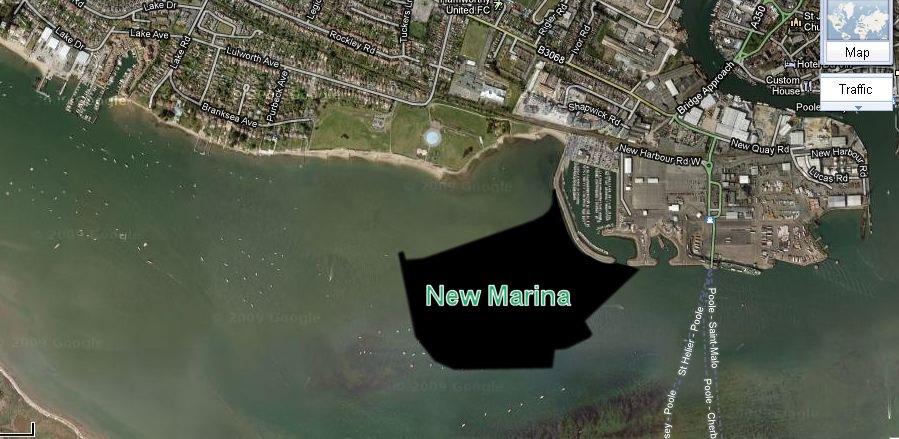 Hamworthy Marina Development