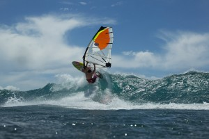 Francisco Goya Windsurfing Demo Day