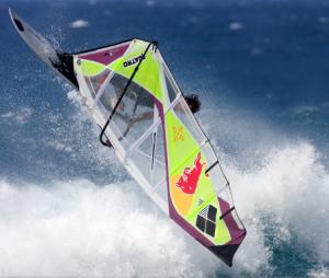 Windsurfing in Waves