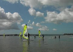 Windsurfing Club is a Great Success