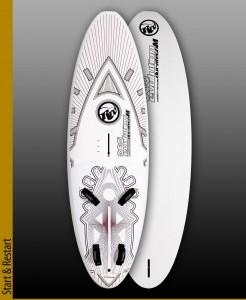 2012 RRD Evolution M 360 V2 windsurf board