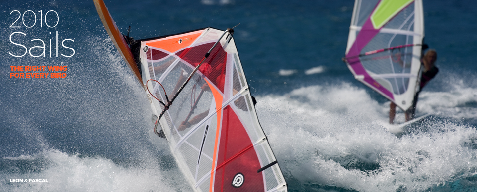 Goya Windsurfing Sails – Guru, Eclipse and FXR With Massive Savings