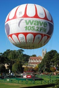 Bournemouth attractions - Bournemouth Balloon