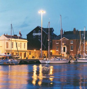 Free Poole Attractions - Poole Quay