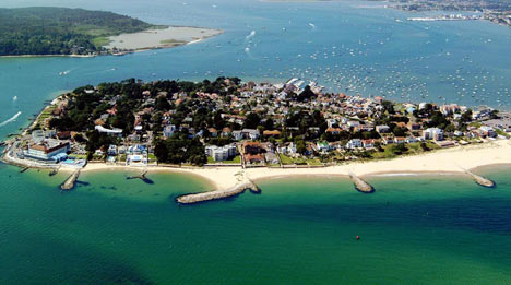 Things To Do With Kids Near Sandbanks