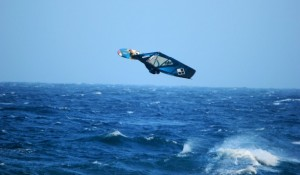 Adam Lewis Windsurfing in Tenerife