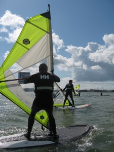 2 for 1 Windsurfing Lessons