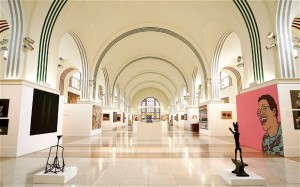 Free Southampton attractions - City Art Gallery