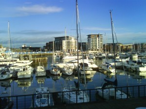 Southampton attractions - Ocean Village Marina