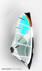 2013 Goya Guru Windsurf Sail