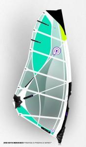 2013 Goya Nexus Windsurf Sail