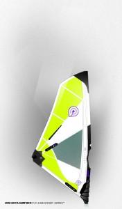 2013 Goya Surf Windsurf Sail