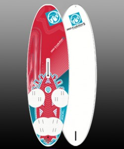 2013 RRD Evolution M 360 V2 windsurf board