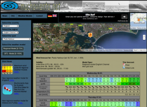 Poole Harbour Weather & Wind Forecast