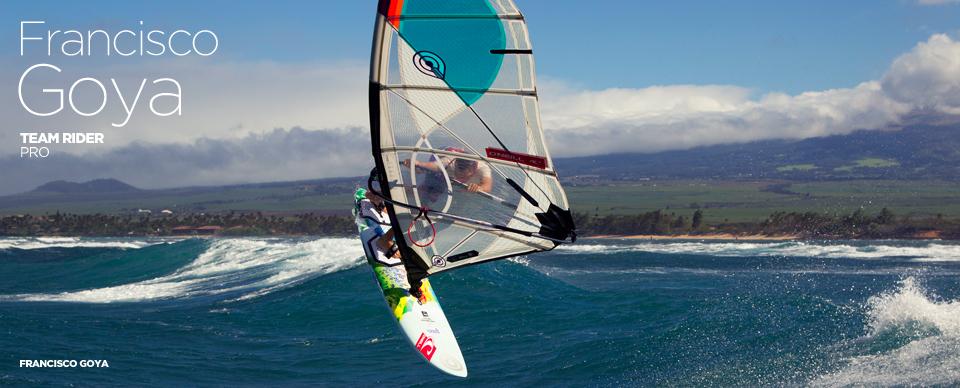 Francisco Goya Windsurfing Legend