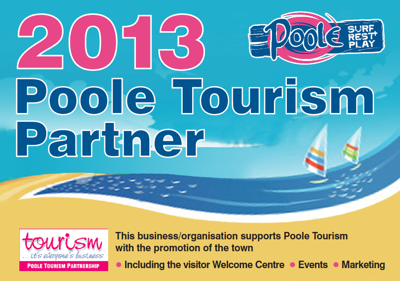 Poole Tourism Partnership with Poole Windsurfing