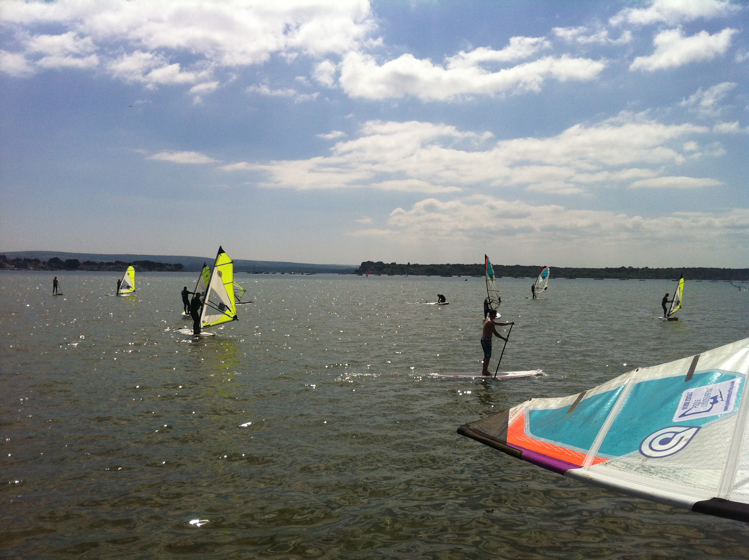 2013 Summer of Windsurfing Lessons