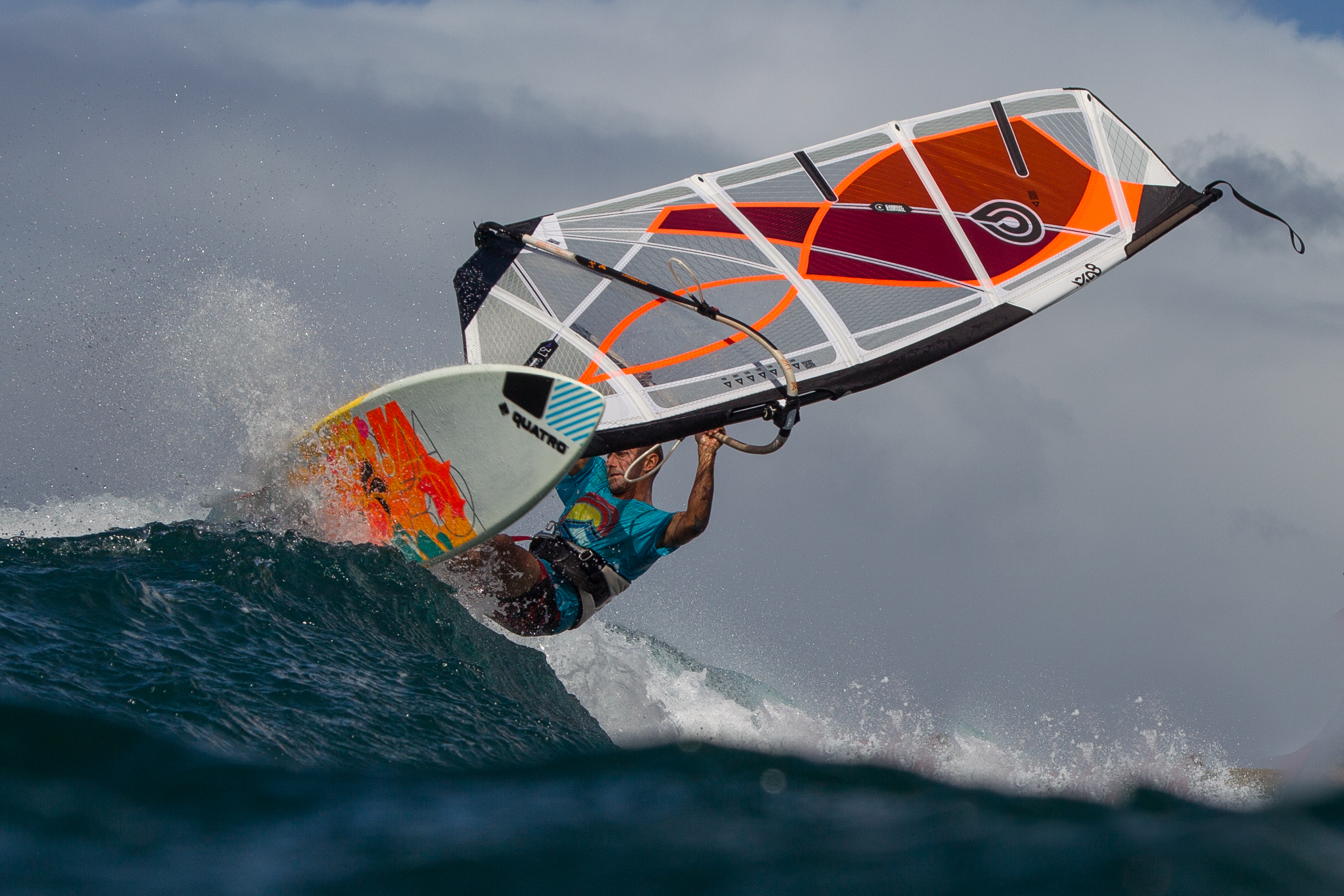 The Latest 2014 Windsurf Sails From Goya Windsurfing