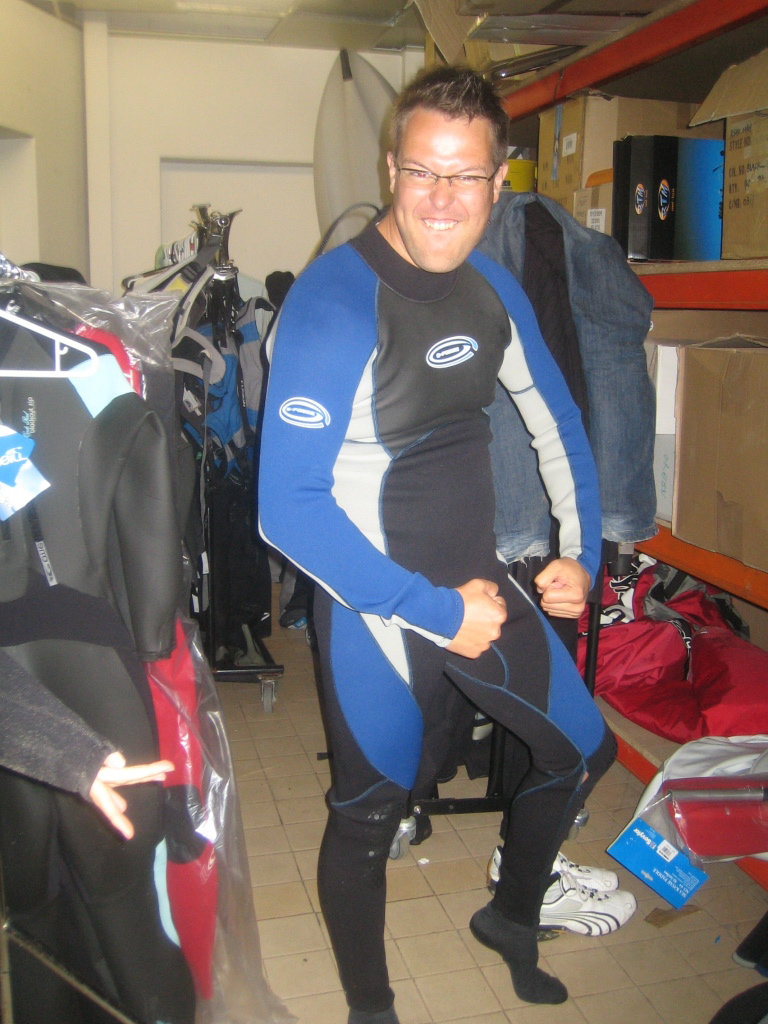Wetsuits For Windsurfing – Choosing The Right One