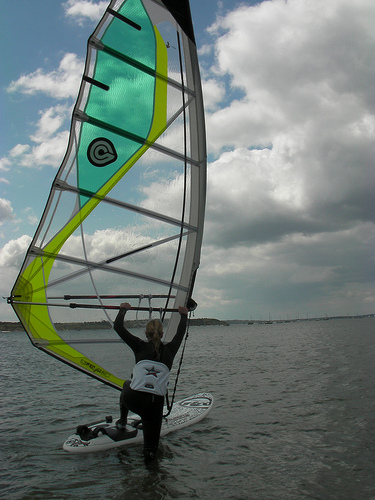 Learn Intermediate Windsurf Skills
