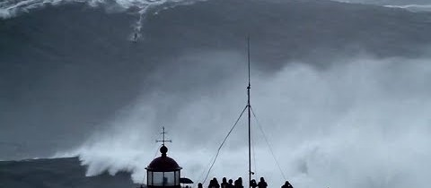 The World's Biggest Wave Ever Surfed – Carlos Burle
