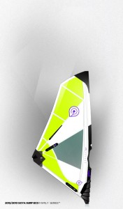 2014 Goya Surf Windsurf Sail
