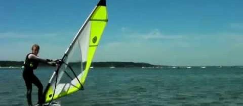 2 for 1 Windsurf Lessons – Christmas Gift Vouchers